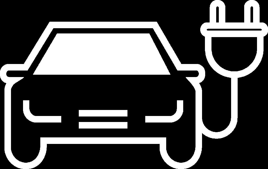 icona ricarica auto elettrica green planet