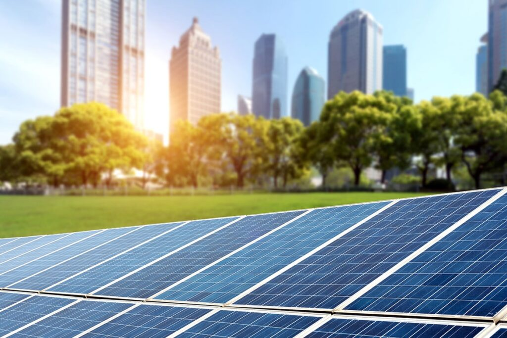 foto pannello fotovoltaico