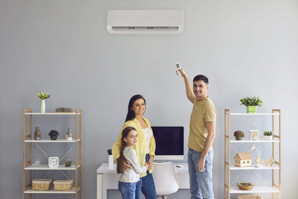 abbattere i consumi dei climatizzatori