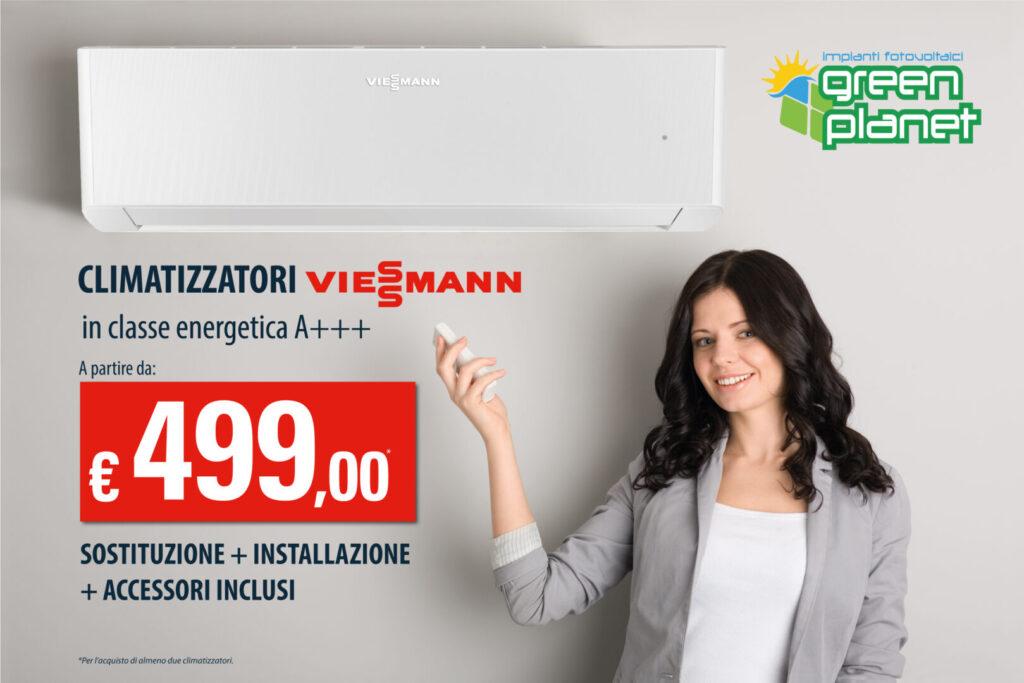 promozione viessmann climatizzatori